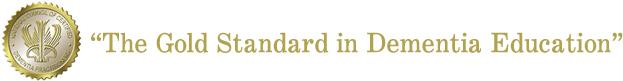 NCCDP - Gold Standard in Dementia Education