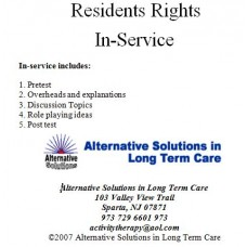In-service: Resident Rights