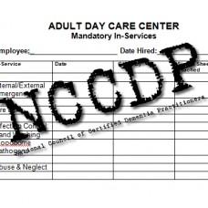 Mandatory Inservice Form
