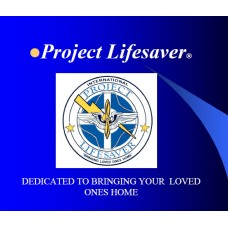 In-service: Project Lifesaver - (Elopement What You Need To Know)